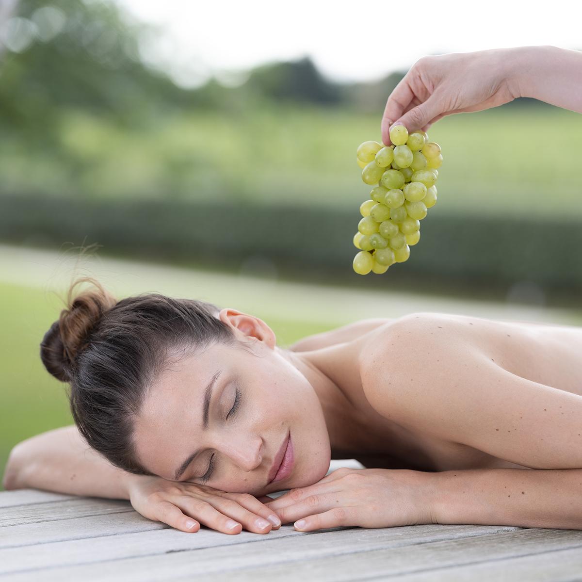 Bon Cadeau  - Spa:  rituel 100% raisins