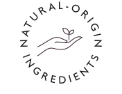 natural origin ingredients